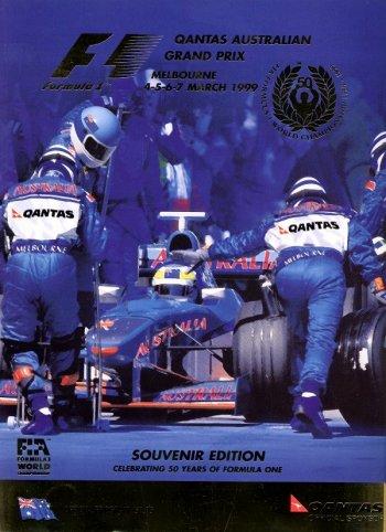 [1999 – 1ª etapa] LXIV Australian Grand Prix - Melbourne 631a