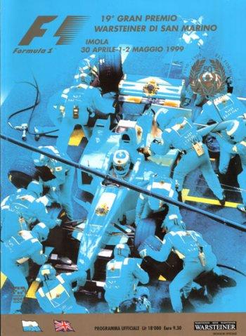 [1999 – 3ª etapa] XIX Gran Premio di San Marino - Imola 633a