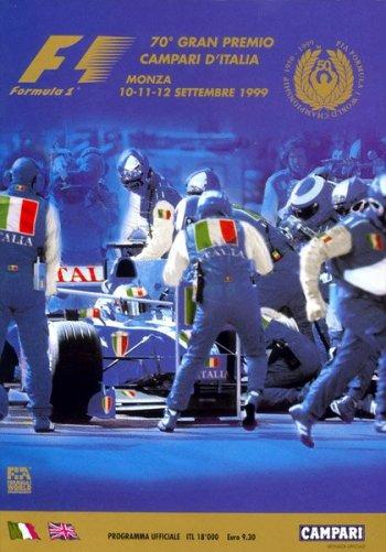 [1999 – 13ª etapa] GP: LXX Gran Premio d'Italia- Monza 643a